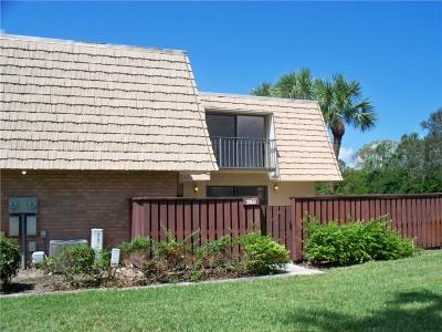 Palm City Condo/Townhouse For Sale: 2902 SW Sunset Trace
