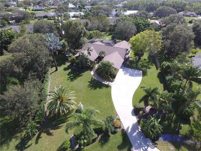 Jensen Beach Single Family Home For Sale: 346 NE Ficus
