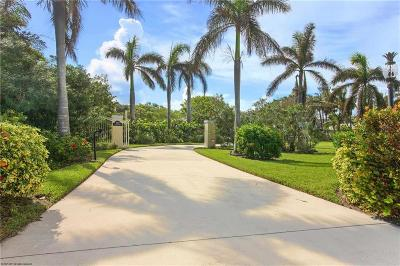 Stuart Single Family Home For Sale: 1936 NE Ocean