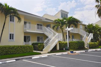 Stuart, Jensen Beach, Hutchinson Island Condo/Townhouse For Sale: 5586 NE Gulfstream