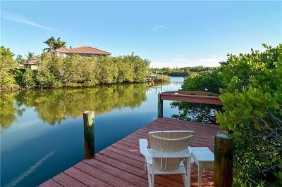 Jensen Beach Single Family Home For Sale: 101 Aqua Ra