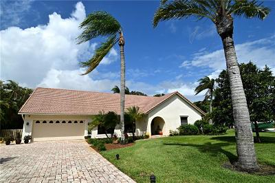 Stuart Single Family Home For Sale: 1689 NW River
