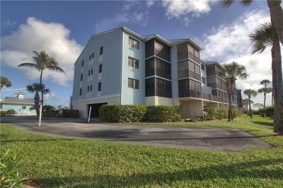 Stuart, Jensen Beach, Hutchinson Island Condo/Townhouse For Sale: 10 NE Plantation #206th