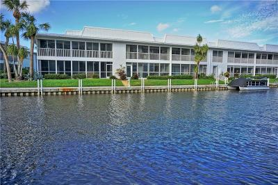 Stuart, Jensen Beach, Hutchinson Island Condo/Townhouse For Sale: 1856 SW Palm City Unit 105th