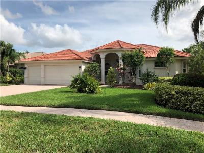 Palm City Single Family Home For Sale: 2220 SW Dove Canyon