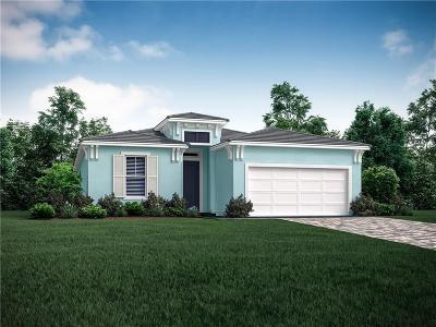 Stuart Single Family Home For Sale: 4793 SW Millbrook