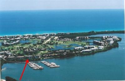 Stuart, Jensen Beach, Hutchinson Island Condo/Townhouse For Sale: 350 NE Edgewater