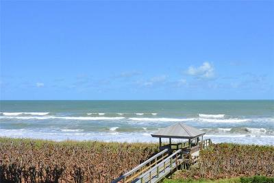 Jensen Beach Condo/Townhouse For Sale: 9960 S Ocean