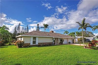 Hobe Sound Single Family Home For Sale: 9272 SE Duncan