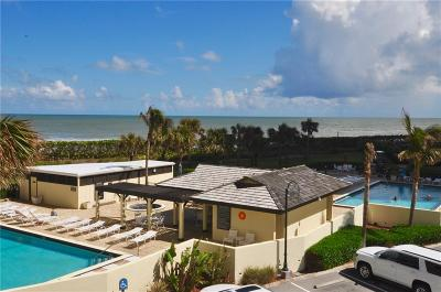 Stuart, Jensen Beach, Hutchinson Island Condo/Townhouse For Sale: 9500 S Ocean