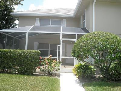 Palm City Condo/Townhouse For Sale: 2447 SW Danbury