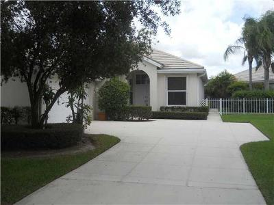 Palm City Single Family Home For Sale: 2820 SW Brighton