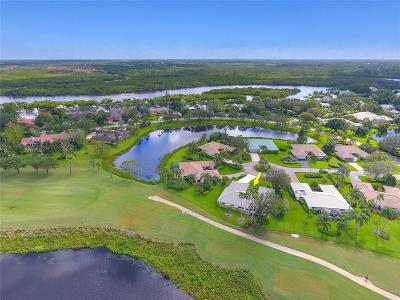 Palm City Single Family Home For Sale: 4884 SW Loch
