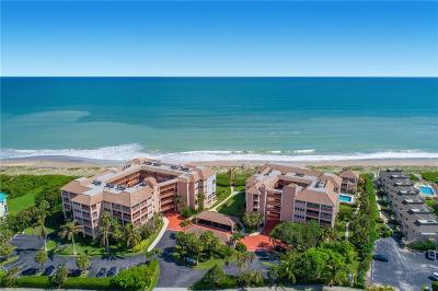 Stuart, Jensen Beach, Hutchinson Island Condo/Townhouse For Sale: 1555 NE Ocean