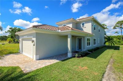 Port Saint Lucie Single Family Home For Sale: 203 SE Via Bisento