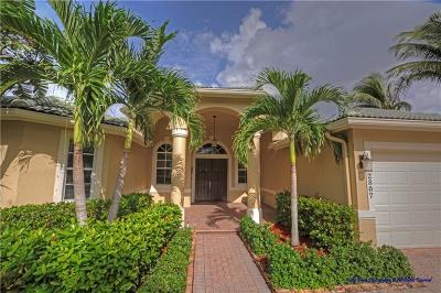 Palm City Single Family Home For Sale: 2807 SW Bear Paw
