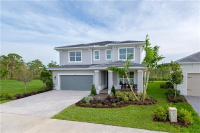 Stuart Single Family Home For Sale: 4703 SW Briarwood