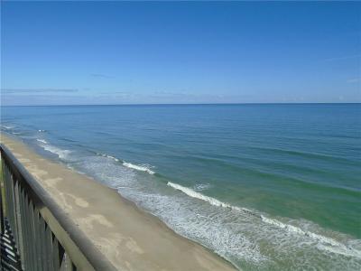 Jensen Beach Condo/Townhouse For Sale: 8800 S Ocean