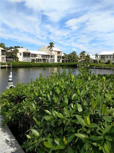 Stuart, Jensen Beach, Hutchinson Island Condo/Townhouse For Sale: 3901 SE Saint Lucie