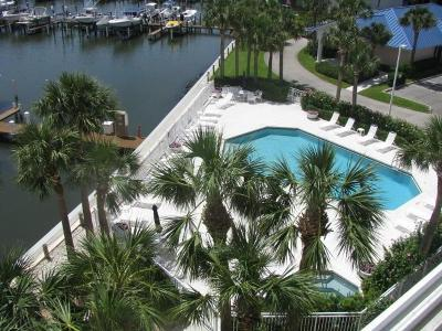 Stuart, Jensen Beach, Hutchinson Island Condo/Townhouse For Sale: 5167 N Highway A1a