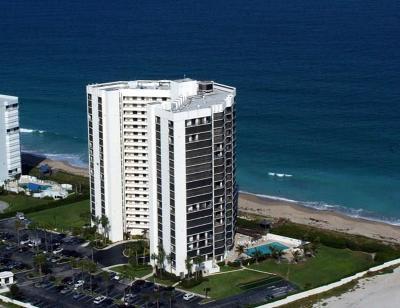 Stuart, Jensen Beach, Hutchinson Island Condo/Townhouse For Sale: 9650 S Ocean