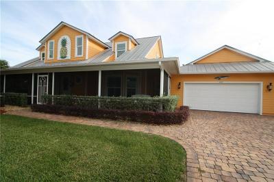 Port Saint Lucie Single Family Home For Sale: 802 SE Portage