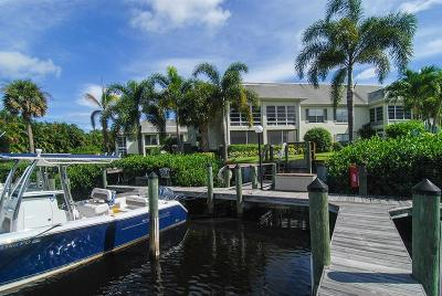 Stuart, Jensen Beach, Hutchinson Island Condo/Townhouse For Sale: 964 NW Spruce Ridge