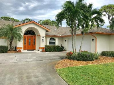 Jensen Beach Single Family Home For Sale: 103 NE Cypress