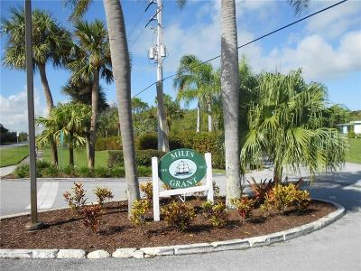Stuart Condo/Townhouse For Sale: 5403 SE Miles Grant