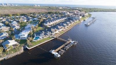 Jensen Beach Condo/Townhouse For Sale: 4043 NE Moon River