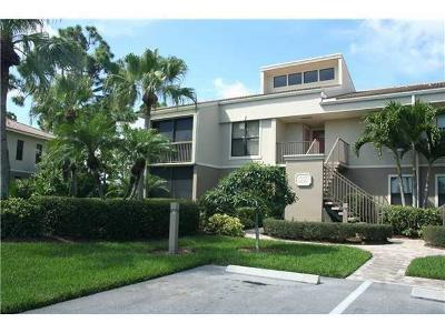 Palm City Condo/Townhouse For Sale: 13236 NW Harbour Ridge