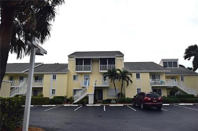 Stuart, Jensen Beach, Hutchinson Island Condo/Townhouse For Sale: 5530 NE Gulfstream
