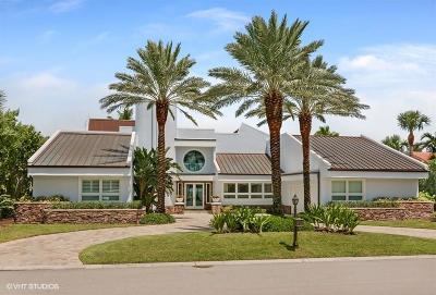 Stuart Single Family Home For Sale: 6879 SE South Marina