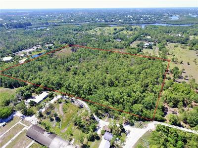 Stuart FL Residential Lots & Land For Sale: $650,000