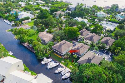 Stuart, Jensen Beach, Hutchinson Island Condo/Townhouse For Sale: 4087 SE Centerboard