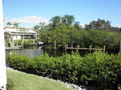 Stuart Condo/Townhouse For Sale: 3901 SE Saint Lucie