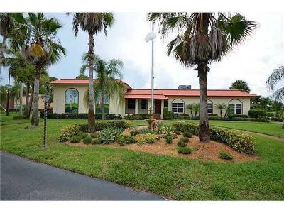 Stuart Condo/Townhouse For Sale: 1985 Palm City