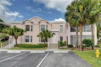 Stuart Condo/Townhouse For Sale: 391 NE Plantation