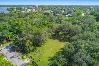 Palm City Residential Lots & Land For Sale: SW 33rd