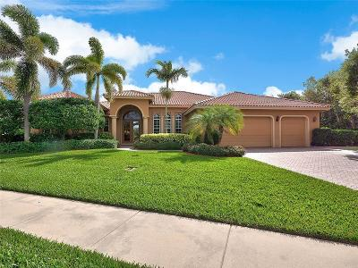 Hobe Sound Single Family Home For Sale: 8814 SE Bayberry