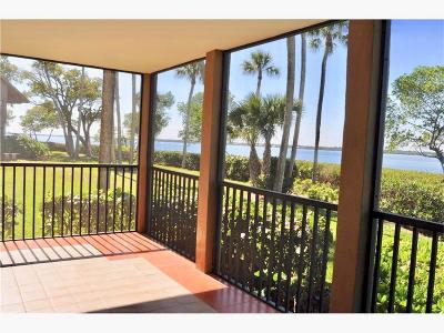 Stuart, Jensen Beach, Hutchinson Island Condo/Townhouse For Sale: 296 NE Edgewater Drive