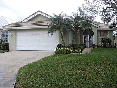 Palm City Single Family Home For Sale: 2854 SW Brighton