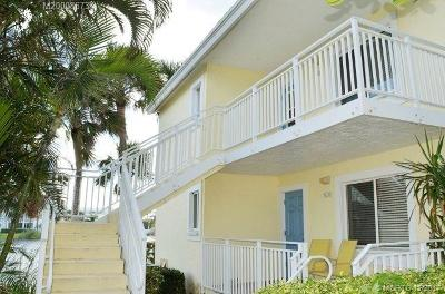 Stuart, Jensen Beach, Hutchinson Island Condo/Townhouse For Sale: 5604 NE Gulfstream View