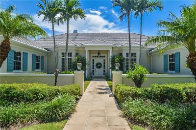 Hobe Sound Single Family Home For Sale: 6972 SE Morning Dove