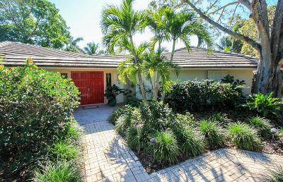 Sewalls Point FL Single Family Home For Sale: $989,000