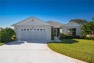 Fort Pierce Single Family Home For Sale: 670 Malayan