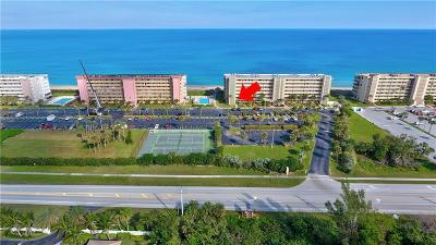 Stuart, Jensen Beach, Hutchinson Island Condo/Townhouse For Sale: 10200 S Ocean