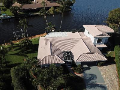 Stuart Single Family Home For Sale: 2744 NW Howard Creek