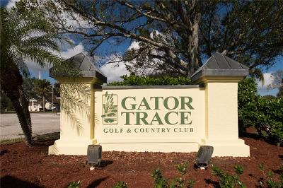 Saint Lucie County Condo/Townhouse For Sale: 4300 Gator Trace