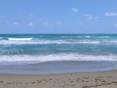 Jensen Beach Condo/Townhouse For Sale: 11000 S Ocean